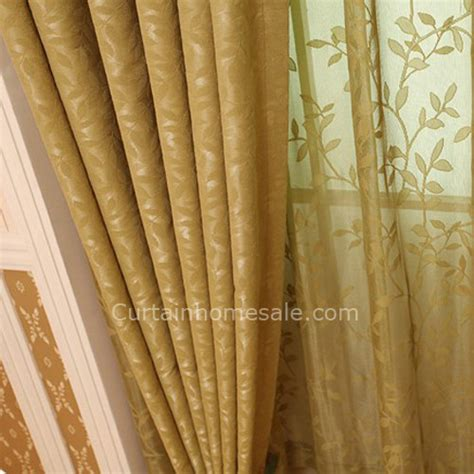 leaf pattern lace curtains leaf pattern design home custom lace curtains