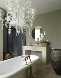 three fabulous and interesting bathrooms trendey
