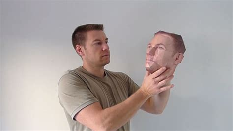 Turn Yourself Into A 3d Model