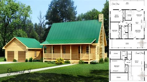 Simple Small Cabin Plans by Small Log Home With Loft Small Log Cabin Homes Plans