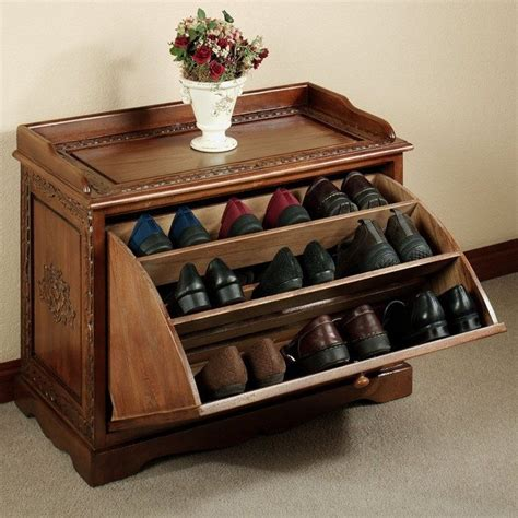 Entry Way Shoe Rack ideas for transforming your entryway storage decor