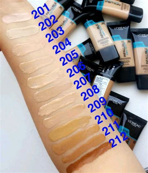 best l shades new 2016 drugstore foundation loreal infallible pro glow