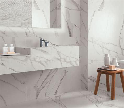 piastrelle marmo pavimento effetto marmo bianco statuario fap ceramiche