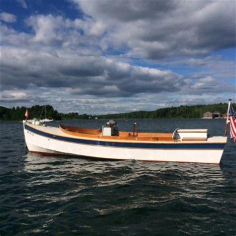 handy boat goose for sale hylan brown boatbuilders brooklin