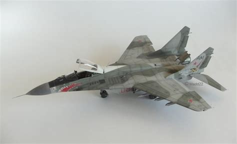 Academy 1 48 Mig 29a Fulcrum A Fa086 Plastic Model Kit Airplanes 1226 1 48 academy mig 29a fulcrum quot the russian hornet quot by luca