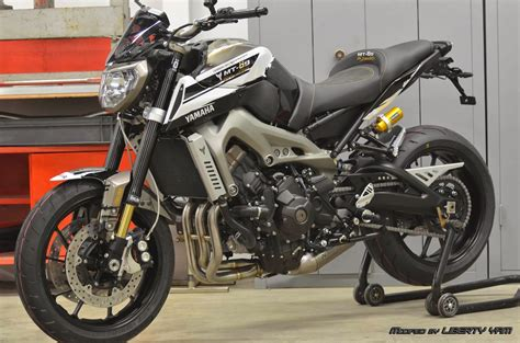 Home Designer Pro 3 by Racing Caf 232 Yamaha Mt 09 Ohlins By Liberty Yam