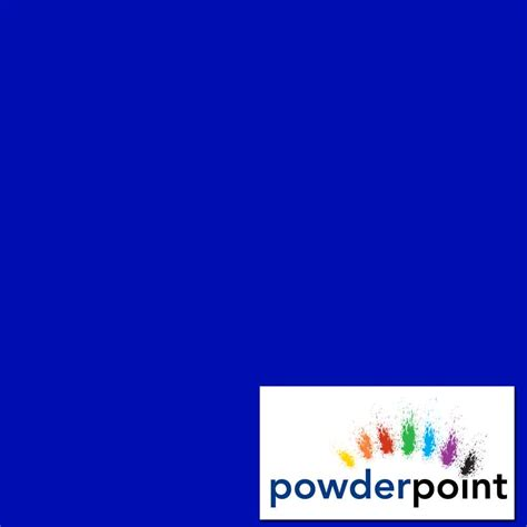 ultramarine blue ral 5002 gloss 90 polyester powder