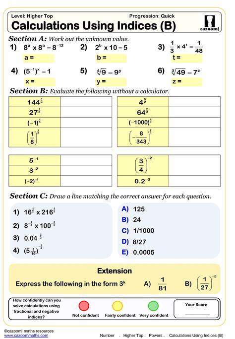 math worksheet for year 10 printable worksheets and