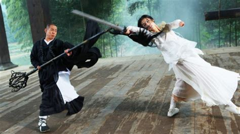 film action jet lee the sorcerer and the white snake with jet li