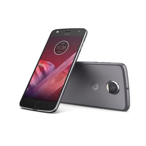 Moto Z2 Play Gold 64gb 4gb Garansi Resmi the moto z2 play has been officially announced and is