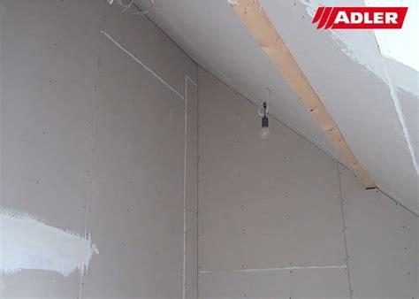 decke verputzen oder tapezieren rigips streichen rigips an der decke anbringen with