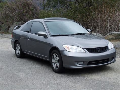 2004 honda civic coupe user reviews cargurus
