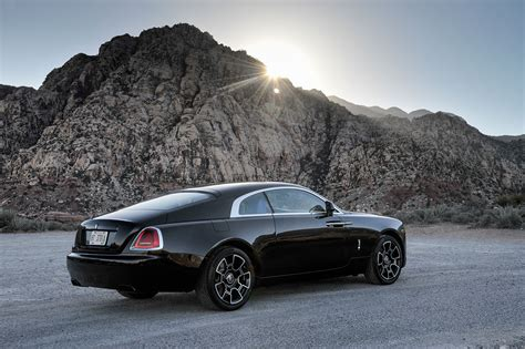 rolls royce black badge 2017 rolls royce wraith black badge first drive