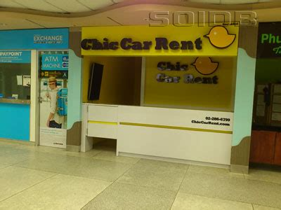 Chic Car Rental Bangkok Chic Car Rent Phuket International Airport Phuket Car