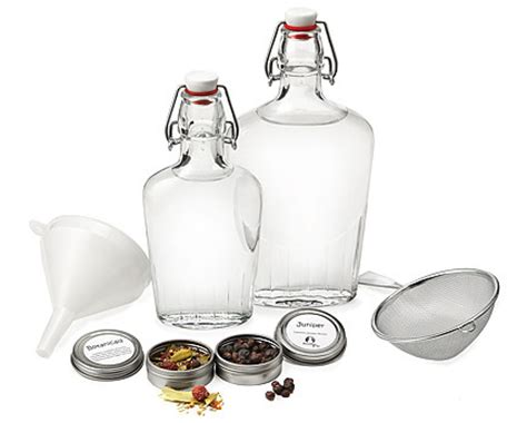 bathtub gin how to make make your own gin kit barman s journal
