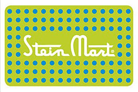 Steinmart Gift Card - stein mart inc gift card 25 50 100 email delivery ebay
