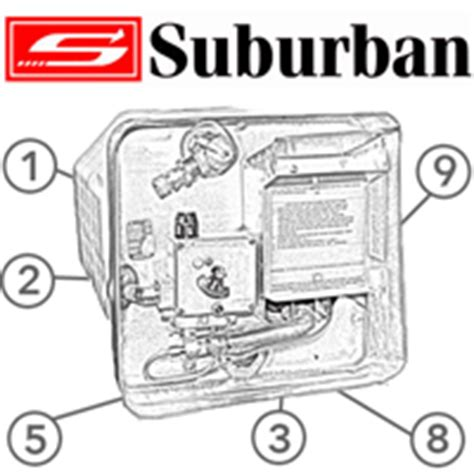 suburban water heater sw10de wiring diagram : 43 wiring