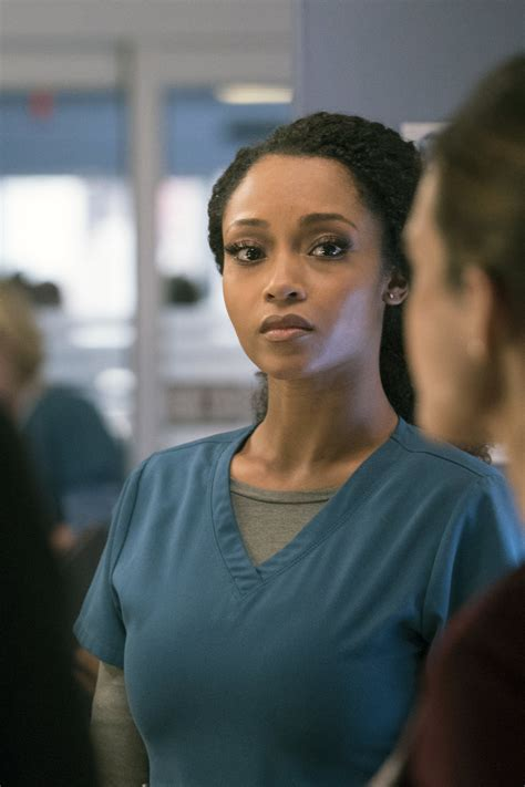 Liz Cox Barrett A Got The Gavel But Whats She Wearing by Chicago Med Ctrl Alt Photo 2992356 Nbc