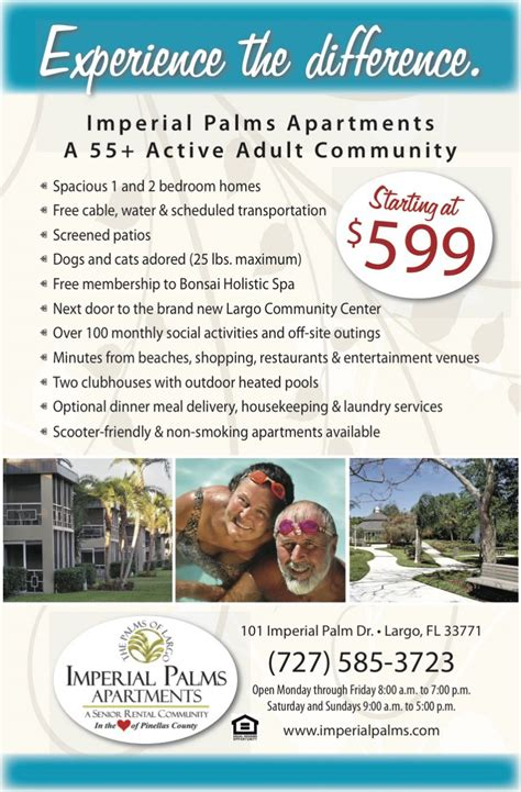 Assisted Living Retirement Community Flyer Sles Wilson Printing Usa Living Flyer Template