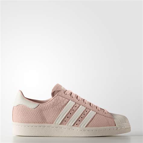 Sepatu Adidas Superstar Slip On New Colour Pink Peachpremium Quality adidas superstar 80s shoes pink adidas us