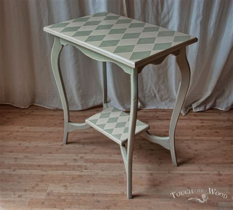 shabby chic end tables harlequin shabby chic side table no 05 touch the wood