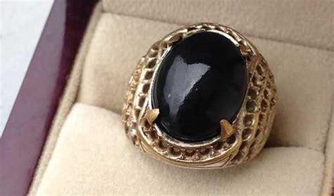 Batu Black Jade Aceh Bj11 cara mengkilaukan batu cincin black jade top lintas
