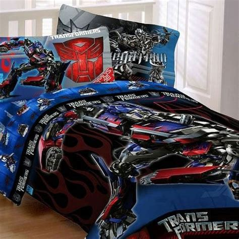 transformer comforter boys bedding 28 superheroes inspired sheets