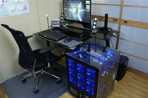 computer gaming room computer squared game room computer room pinterest