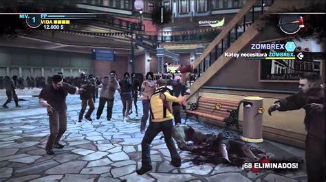 La Risin 2 dead rising 2 matando zombies medio muertos en vivo