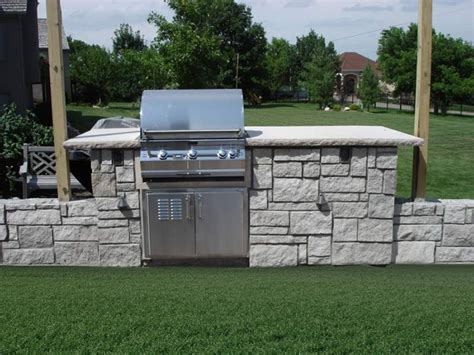outdoor kitchen kits 9 ft straight island kit outdoor kitchen kits