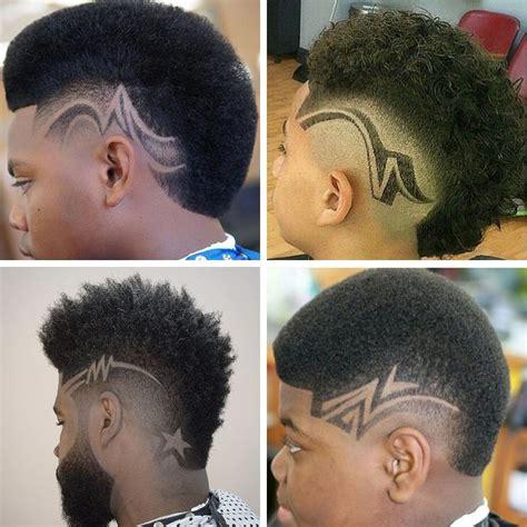 burst fade mohawk revolutionized hairstyles  men