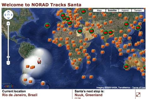 Santa Tracker Norad Phone Number Why Did Norad Start Tracking Santa Mental Floss