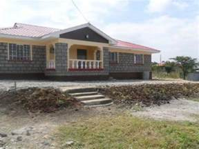 kenya house plans house plans a concise 3 bedroom bungalow