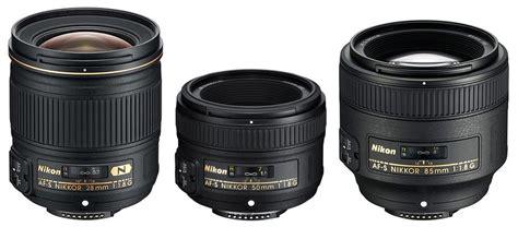 which nikon prime lens to buy
