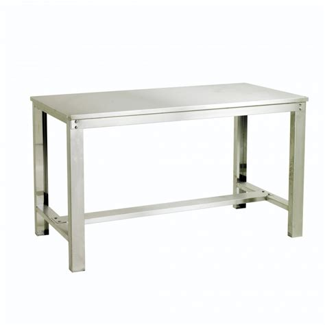 stainless work bench heavy duty stainless steel workbench 1500x600
