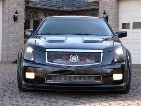 2005 cadillac cts v reliability supercharged cadillac cts v procharger