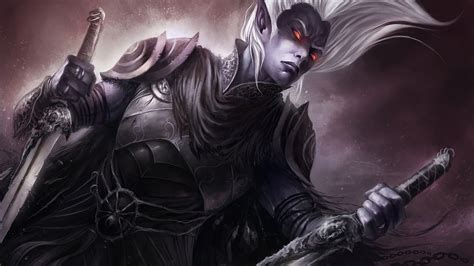 wallpaper dark elf dark elves warhammer high definition wallpapers hd