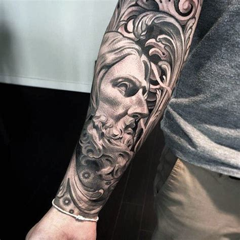 tattoo jesus forearm 100 jesus tattoos for men cool savior ink design ideas