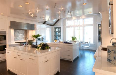 double island design kitchen pinterest double islands transitional kitchen brooks falotico
