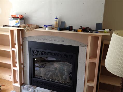 fireplace with shelves on each side february 2014 counterpoint