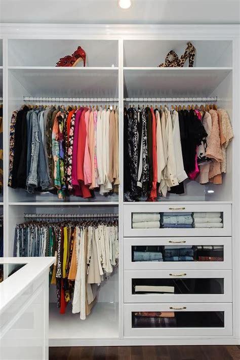 Walk In Closet Dresser Walk In Closet With Glass Front Dresser Drawers Home Decor Dresser Drawers