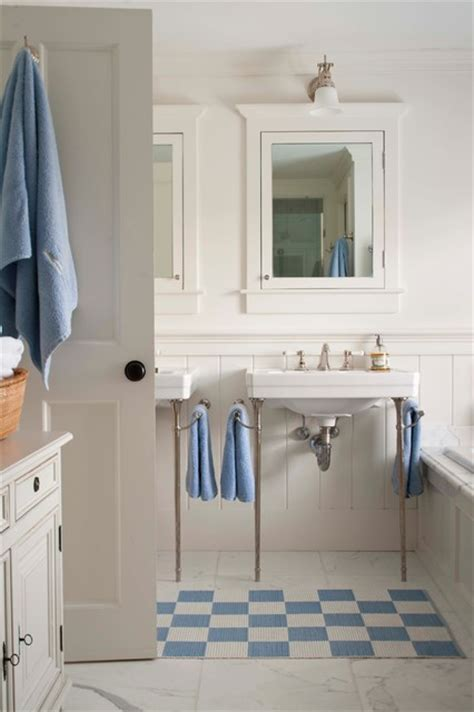 Nantucket Style Bathrooms nantucket summer home traditional bathroom boston by pinemar inc