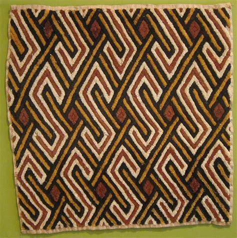 Dress Motif Tribal Ashanti textiles