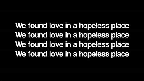 when we have love lyrics rihanna we found love lyrics youtube