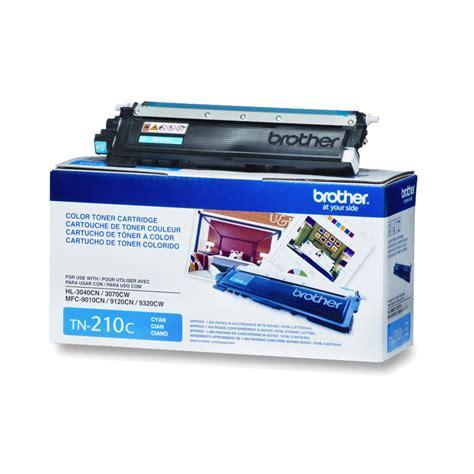 Toner Original tn210c toner cartridge printer cyan