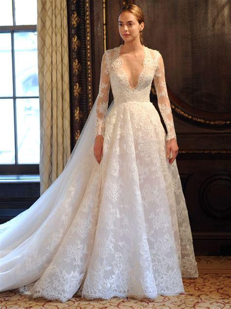 Monique Lhuillier Spring 2019 Collection: Bridal Fashion