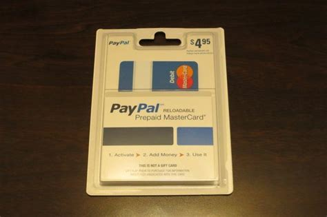 Visa Gift Card And Paypal - cvs paypal mastercard credit million mile secrets