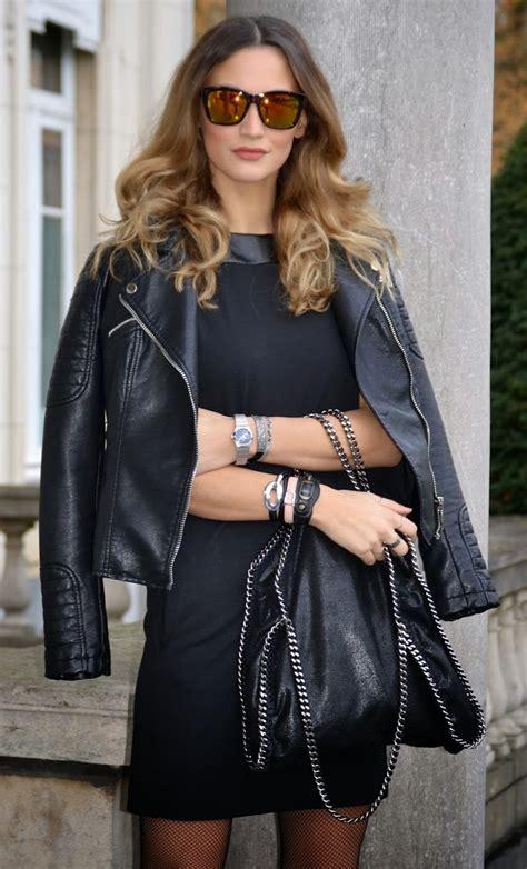 All Black Wardrobe by All Black Lima S Wardrobe A Belgium Based Fashion