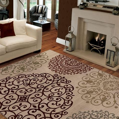 Area Rug On Carpet Decorating Decorating With Area Rugs On Hardwood Floors Gurus Floor