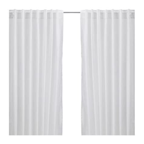Ikea White Curtains Curtain Living Room Bedroom Curtains Ikea